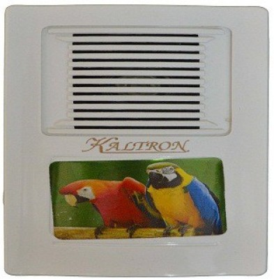Kaltron parrot and Nightangale Sound Door Bell Wired Door Chime
