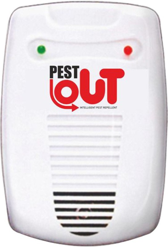Pest Out White intelligent Electric Insect Killer(Lantern)