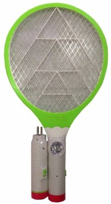 Krypton Rechargeable Bat With LED Torch Electric Insect Killer
