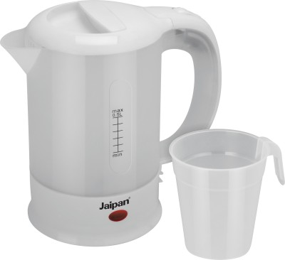 Jaipan VI-9010 Electric Kettle(0.5 L, White)
