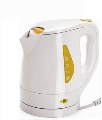 Chef Pro CPK810 Electric Kettle(1 L, White)