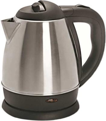 Grind Sapphire BEK-019 Electric Kettle(1.5 L, Silver, Black)