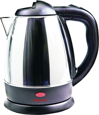 Orpat OEK 8137 Electric Kettle(1.2 L, Black)