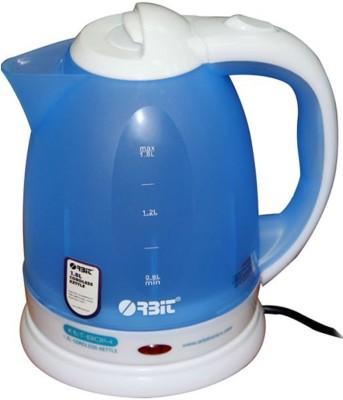 Orbit Ket 8017 Plastic Electric Kettle(1.5 L, Blue)