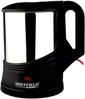 Sheffield Classic SH-7011 Electric Kettle(1.7 L, Black)