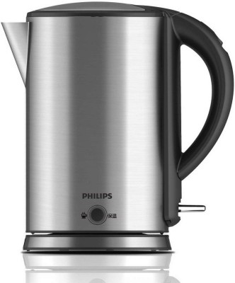 Philips HD9316/06 Electric Kettle(1.7 L, Silver)