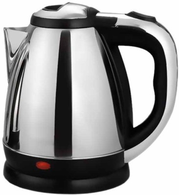 AMR TR-1108 Electric Kettle(1.8 L, Silver)