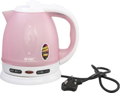 Orbit Ket 8017 Plastic Electric Kettle(1.5 L, Pink)