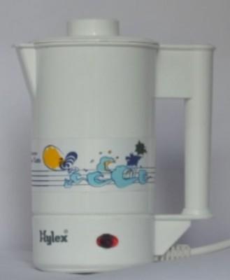 Hylex ABS - Plastic Body Electric Kettle(0.5 L)