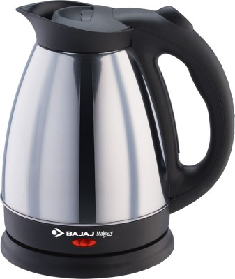 Bajaj Majesty KTX 15 Electric Kettle(1.7 L, Black)