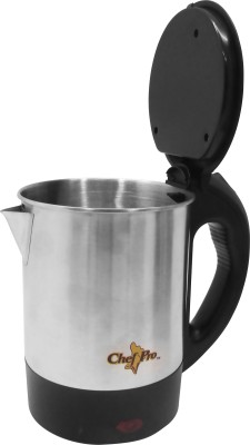 Chef Pro CSK821 Electric Kettle(1 L, Steel)