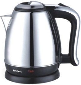 Impex Steamer 1201 1.2 Litre 1500W Electric Kettle