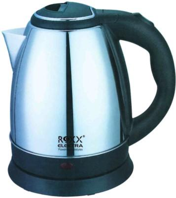 Roxx 5506 Electric Kettle(1.2 L, Black)