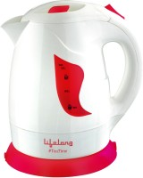 Lifelong Electric Kettle2 TeaTime 1 L(1 L, White, Red)