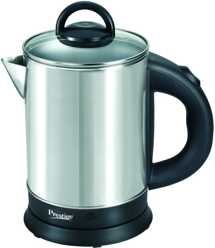 Prestige pkgss1.7 Electric Kettle(1.7 L, Black, Steel)