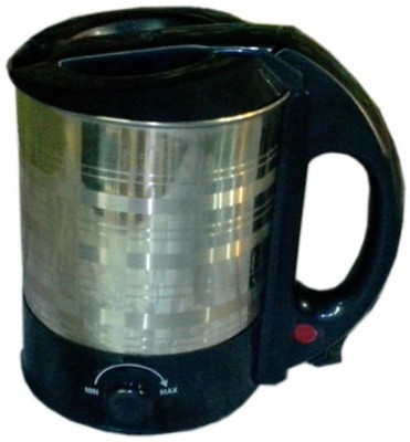 Bajaj Vacco Hot Maxx K-04 Electric Kettle(1.7 L, Steel)