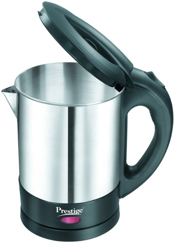 Prestige PKSS 1.0 Electric Kettle(1 L, Silver, Black)