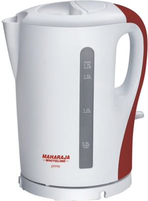 Maharaja Whiteline EK-100 Electric Kettle(1.7 L)
