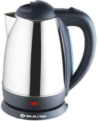 Bajaj Majesty KTX 11 Electric Kettle(1.2 L, BLACK/SS)