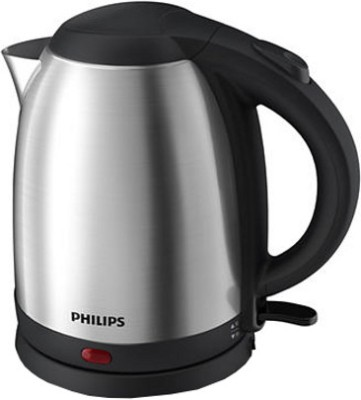 Philips HD 93606/06 Electric Kettle(1.5 L, Silver)