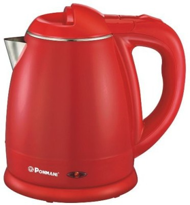 Ponmani 1.2 Litre Electric Kettle