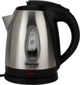 Silvertone E0631K 1.2 Litre Electric Kettle