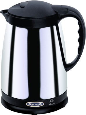 Orpat OEK-8177 Electric Kettle(1 L, Black)