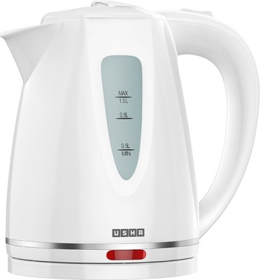 Usha 3315 Electric Kettle(1 L, White)