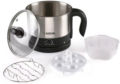 Nova NKT-2729 1.2 Litre Multifunction Electric Kettle