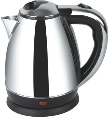 Wonder World �� Durable 1.7 Liter Water Heater Tea pot Coffee Electric Kettle(1.7 L, Silver)