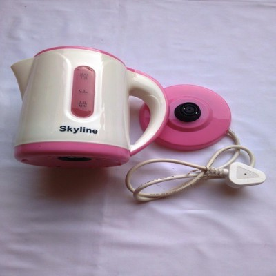 Skyline VTL-5010 Electric Kettle(1.2 L, PinkIIWhite)