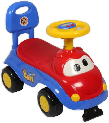 EZ PLAYMATES Car(Red, Blue)