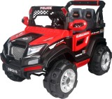 Sunbaby Jeep (RED & BLACK)