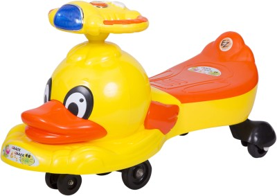 Ez, Playmates Magic Duck Yellow Car