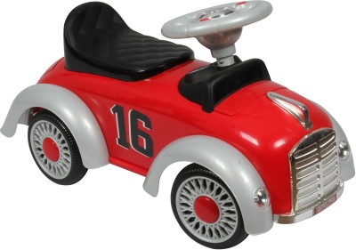 EZ, PLAYMATES Car(Red)