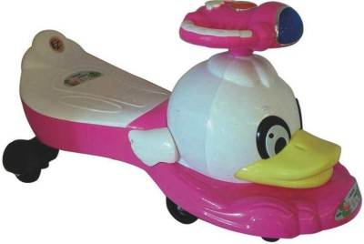 Ez, Playmates Magic Duck Pink Car