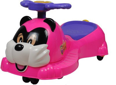 EZ, PLAYMATES Car(Pink, Purple)