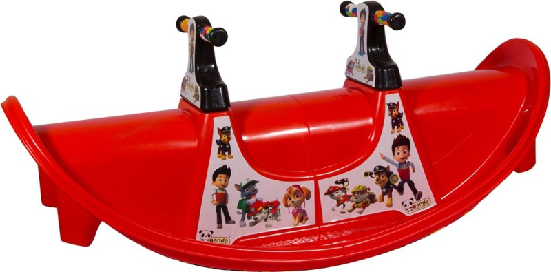 Style Zone Fnk-Seesaw-Red Cart