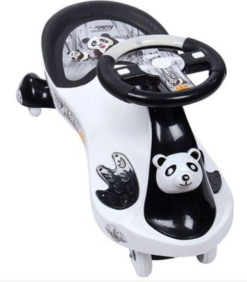 Toyzone Baby Panda Magic Car Car