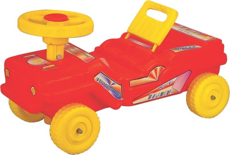 Girnar Pajero Sit N Ride Car