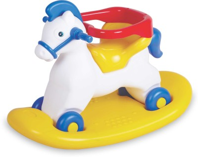 Toyzone Nepoleon Horse 2 In 1 Car