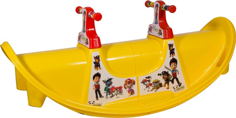 Style Zone Fnk-Seesaw-Yellow Cart