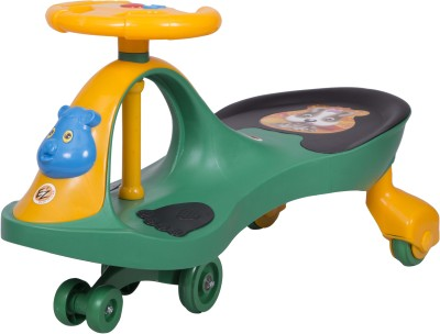 Ez, Playmates Magic Aero Green Car