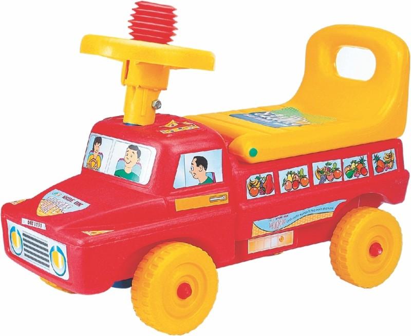 Girnar Dumper Dlx Car Ride On Car