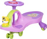 Ez' Playmates Happy Tiger Magic Car Pink...