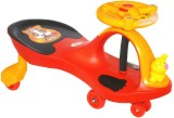 Ez' Playmates Magic Aero Deluxe Red Car