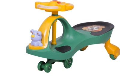 Ez, Playmates Magic Aero Deluxe Green Car(Green)