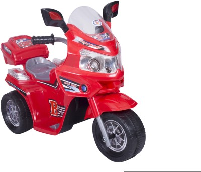 HLX-NMC Battery Operated Sports Red Bike(Red)