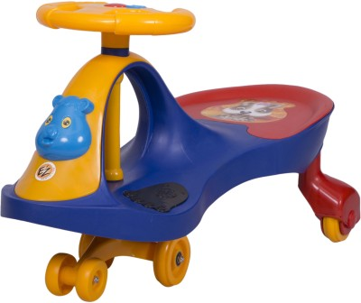 Ez, Playmates Magic Aero Blue Car