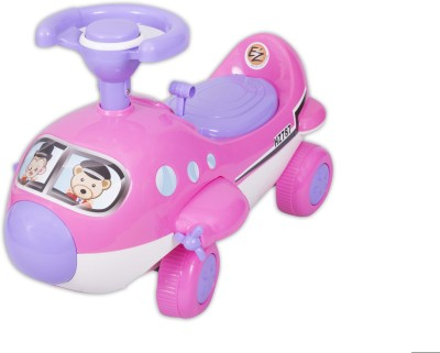Ez Playmates Mini Cartoon Plane Ride On ...
